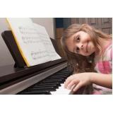 Onde achar Aula de piano clássico em Santana
