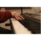 Onde achar Aula de piano para iniciante em Jaçanã