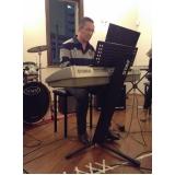 Onde achar Aula de teclado ritmos em Brasilândia