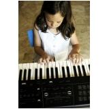 Onde achar uma Aula de piano clássico no Tremembé
