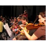 Onde achar uma Escola de musicas em Brasilândia