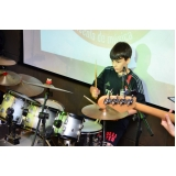 Onde achar uma Escola para aula de bateria no Jaçanã