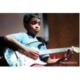 Onde achar uma Escola para dar Aula de guitarra profissional na Vila Guilherme