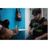 Onde encontrar Aula de guitarra em Cachoeirinha