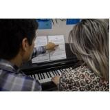 Onde encontrar Aula de piano no Jardim São Paulo