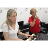 Onde encontrar Aula de piano para iniciante na Vila Maria