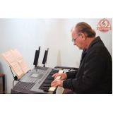 Onde encontrar Escola para aula de teclado na Vila Gustavo