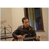 Onde encontrar Escola para aula guitarra na Vila Maria