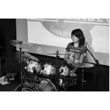 Onde encontrar escolas de Curso de bateria em Santana