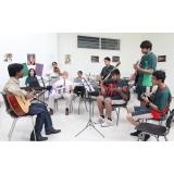 Onde encontrar Escolas de musica no Jardim São Paulo