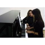 Onde encontrar uma Aula de piano avançado na Lauzane Paulista