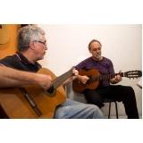 Onde encontrar uma Aula de violão  no Jardim São Paulo