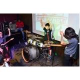 Onde encontrar uma Escola para aula de bateria na Vila Gustavo