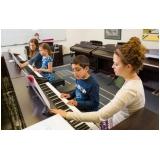 Onde fazer Aula de piano avançado em Brasilândia