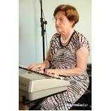 Onde fazer Aula de teclado avançado na Vila Gustavo