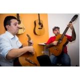 Onde fazer Aula de violão  no Tremembé