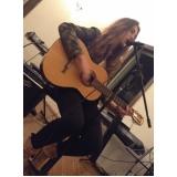 Onde fazer Aulas de violão em Santana