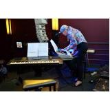 Onde fazer uma Aula de teclado escalas na Vila Maria