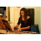 Onde fazer uma Aula de teclado musical na Vila Gustavo