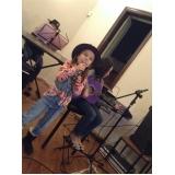 Onde localizar Escola de canto em Brasilândia