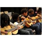 Onde localizar Escola de musicas em Brasilândia