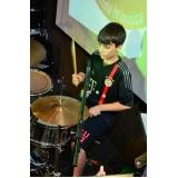 Onde localizar Escola para aula de bateria na Vila Gustavo