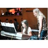 Onde posso achar uma Escola para aula de música na Lauzane Paulista