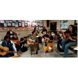Onde posso localizar Escola particular de música no Jardim São Paulo