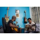 Onde tem Aula de guitarra no Mandaqui