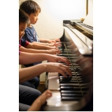 Onde tem Aula de piano clássico na Lauzane Paulista