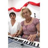 Onde tem Aula de piano intermediário em Brasilândia