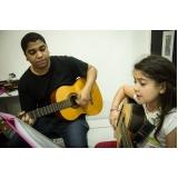 Onde tem Aula de violão  no Tucuruvi
