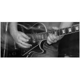 Onde tem Aula guitarra em Brasilândia