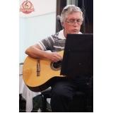 Onde tem escola de Aulas de violão no Tucuruvi