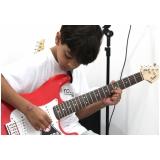Onde tem Escola de guitarra na Vila Medeiros
