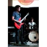 Onde tem Escola para dar Aula de guitarra profissional na Vila Guilherme