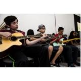 Onde tem uma escola de musica na Vila Gustavo
