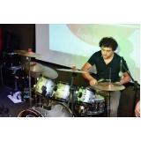 Onde tem uma Escola para aula de bateria no Jardim São Paulo