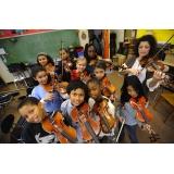 Onde tem uma Escola para aula de música na Vila Guilherme