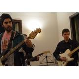Onde tem uma  Escola para aula guitarra na Lauzane Paulista