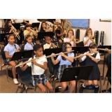 Onde tem uma Escola particular de música na Vila Maria
