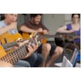 Onde tem uma Escola particular para aula de música na Vila Medeiros