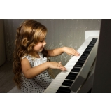 orçamento de aulas de piano para crianças 6 anos Jardim São Paulo