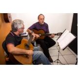 Preço Aula de violão na Casa Verde