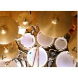 Preço Aula particular de bateria em Santana