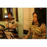 Preço Aulas de bateria na Vila Gustavo