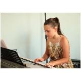 Preço de Aula de piano em Jaçanã