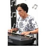 Preço de Aula de piano iniciante em Santana