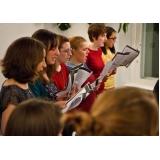 Preço de uma Aula de canto no Tucuruvi