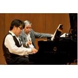 Preço de uma Aula de piano clássico na Casa Verde